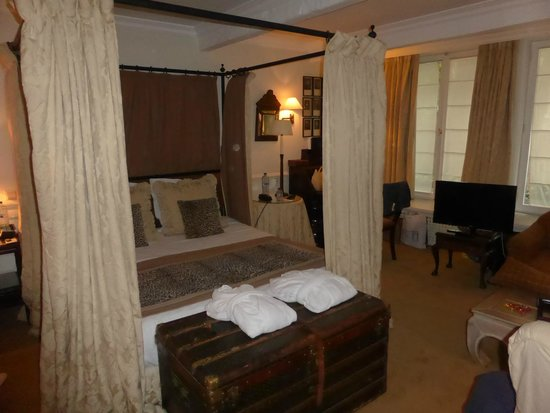 Pand Hotel Small Luxury Hotel: rool