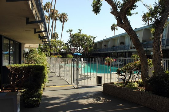Travelodge Hotel LAX Los Angeles Intl : Pool