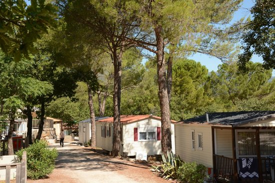 Mobil homes Camping Lou Cantaire