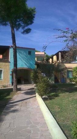 Villaggio Eden Colostrai : area del villaggio