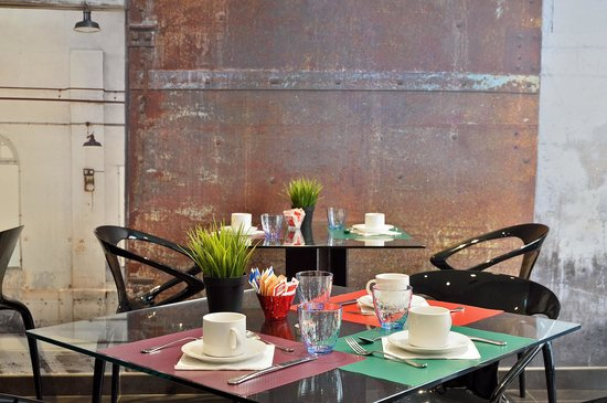 Navona Colors Hotel: breakfast