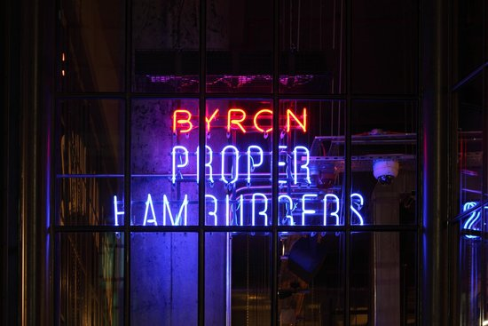 Byron Liverpool One