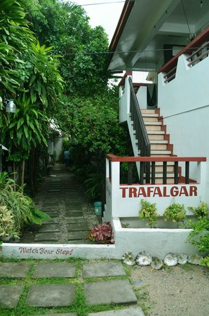 Trafalgar Cottages : Trafalgar Boracay