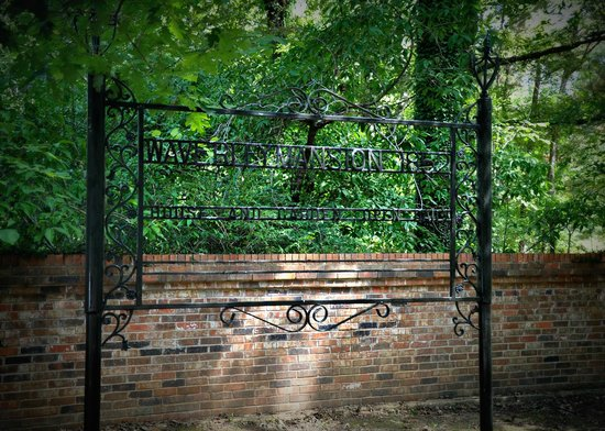 Waverley Mansion : Waverly Plantation Mansion