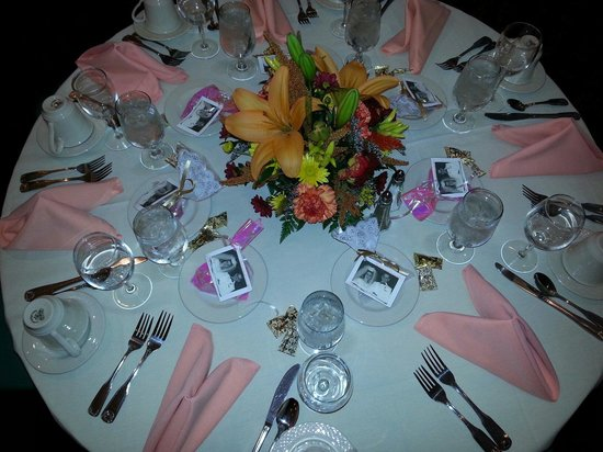 Juniper's Restaurant: Formal or casual,  we got you covered