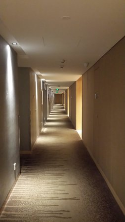 Crowne Plaza Beijing Chaoyang U-Town: Room Corridor