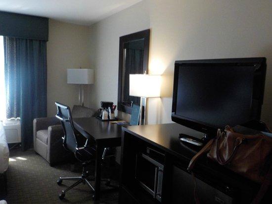 La Quinta Inn & Suites Olympia - Lacey: Room 310