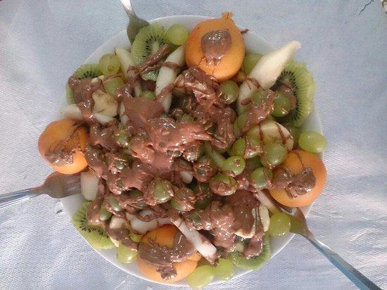 Savas: Fruit salad