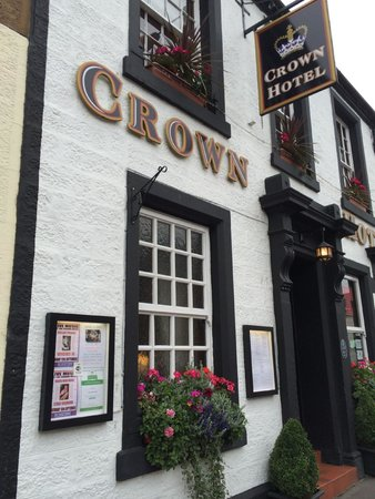 The Crown Hotel: The Crown -- Lovely stay September 2014