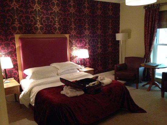 Farington Lodge Hotel: Junior suit