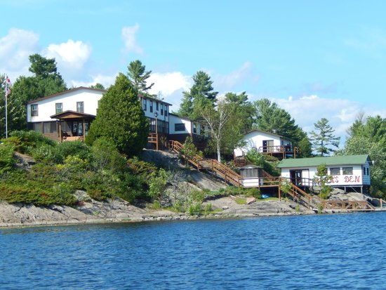 bear s den lodge remote wilderness resort french river delta rh tripadvisor co za french river cottages for rent french river cottages pei
