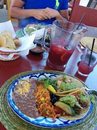 Casa De Reyes Restaurant: Tacos