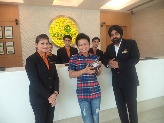 Lemon Tree Premier, Delhi Airport: Memorable stay for a month...........