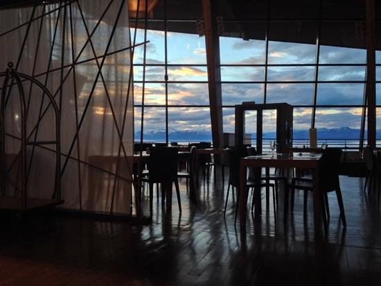 Design Suites Calafate: view from the lobby