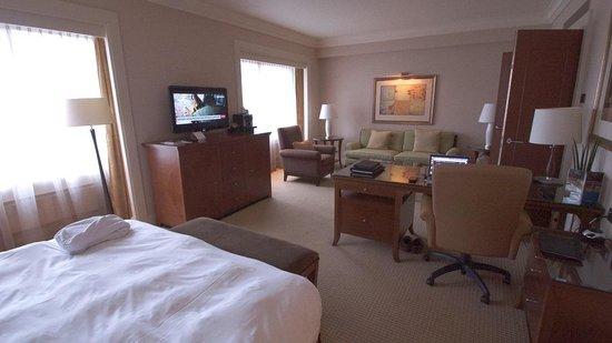 Hotel Okura Amsterdam : Comfortable room