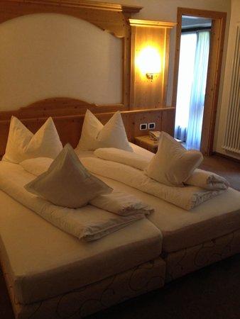 Hotel Bel Sit: Camere molto confortevoli