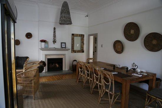 Antrim Villa: Dining
