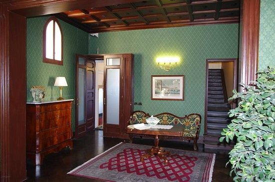 Hotel Palazzo Failla : Lounge area on first floor