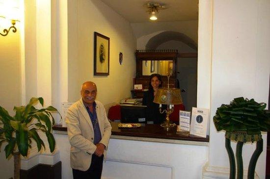 Hotel Palazzo Failla : Reception