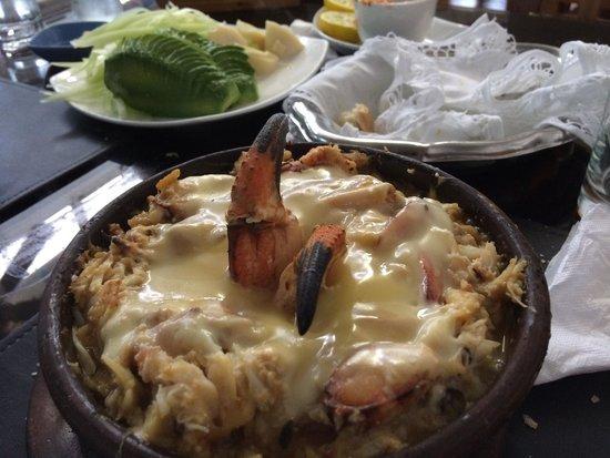 Pica Mar Adentro: El mejor pastel de jaibas!!!