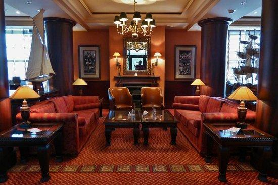 Sofitel Luxembourg Europe Havanna Lounge