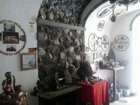 Casa Museo: salone