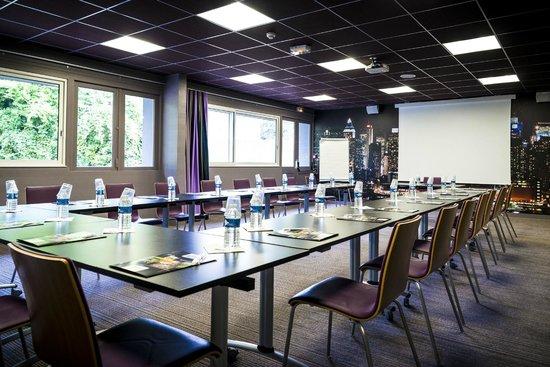 Brit Hotel Saint Brieuc : Séminaire