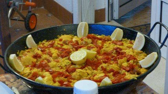 Tour Andalucia International - Day Tours: Gary's Paella
