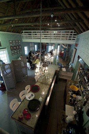 The Foodbarn Restaurant: The restaurant