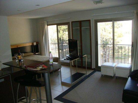 Tierra Mora Hotel Boutique & Apartments: Habitación