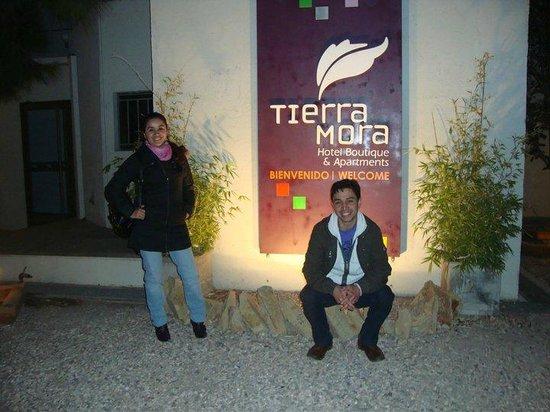 Tierra Mora Hotel Boutique & Apartments: Zona de piscina