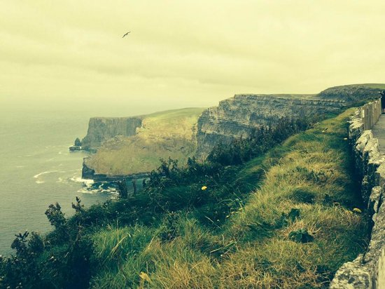 Emohruo Bed and Breakfast : Cliffs of Moher