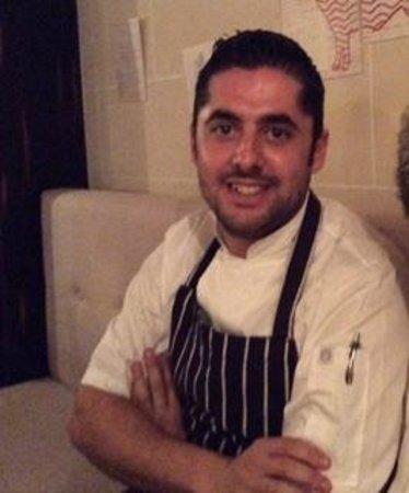 Commando Restaurant : Chef Damian Ciappara