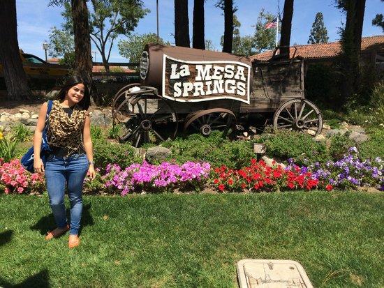 Lodge Of La Mesa: La mesa, CA