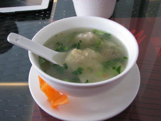 Restaurant Jolly: Soup
