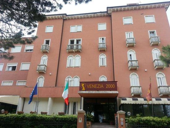 Venezia 2000 Hotel & Residence: frente del hotel