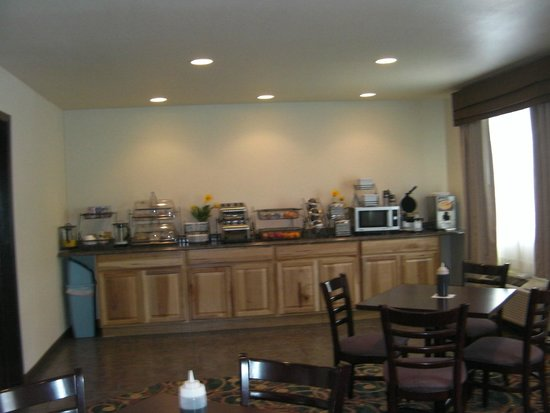 Baymont Inn & Suites Montrose: Breakfast