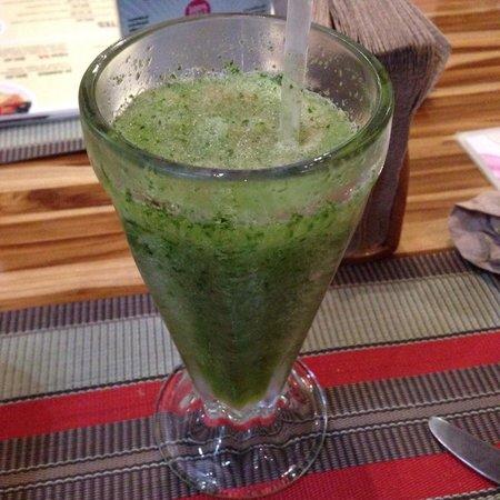 Vegan Planet: Great healthy mojito smoothie