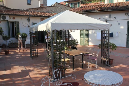 Hotel Il Bargellino: Rooftop