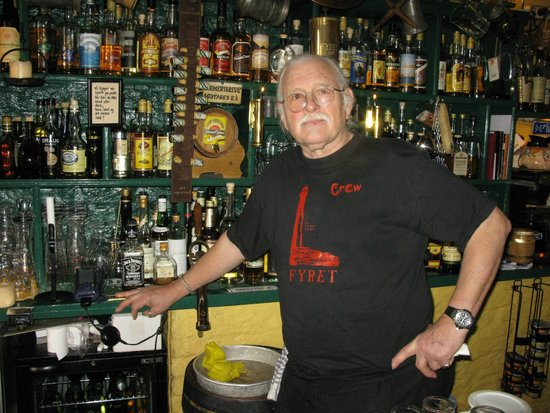 Fyret: Proprietor (in 2009)