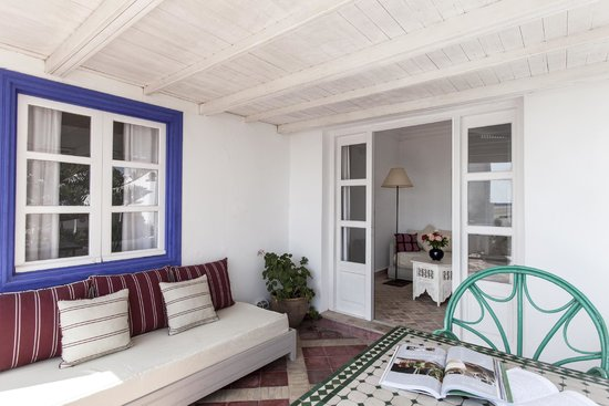 Terrasse Chambre 25 Photo De Villa Maroc Essaouira Tripadvisor
