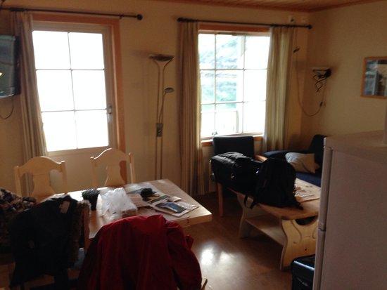 Flam Marina & Apartments: Main room 2 bedroom