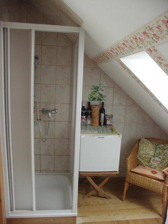 Landhaus FühlDichWohl: Dusche