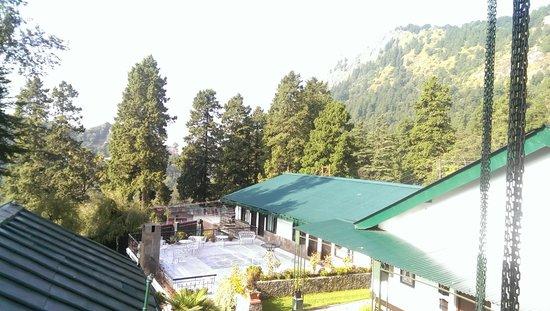 Shervani Hilltop: Hotel cottages