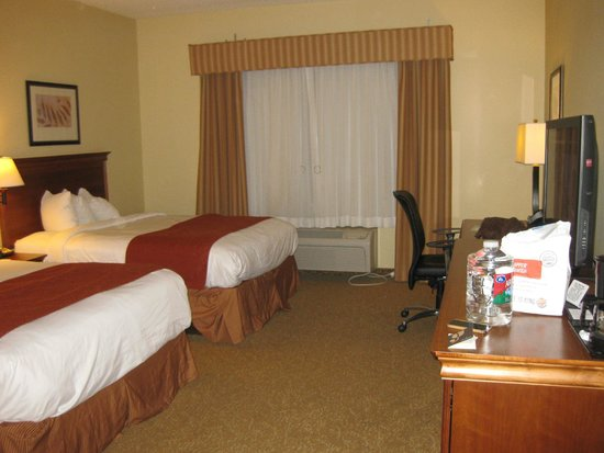 Country Inn & Suites By Carlson, Rapid City: Room