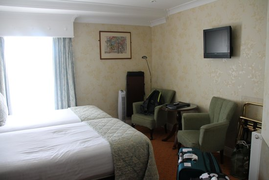 Granville Hotel: Our room