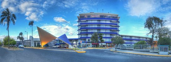 Hotel Quito: Fachada