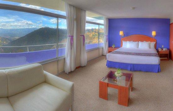 Hotel Quito: Habitación