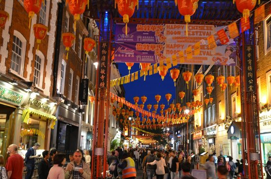 Image result for China Town London