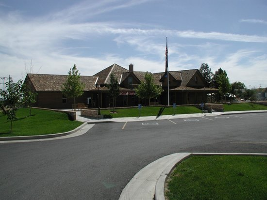 Blanding Visitor's Center
